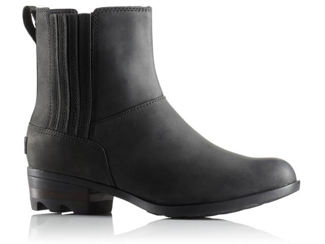 Sorel Lolla Chelsea Boots Women Black